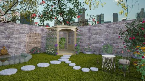 Garden place - Garden  - by Psweets