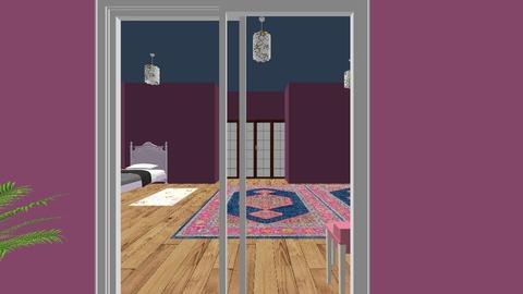 the girls bedroom - Kids room  - by xavierwold