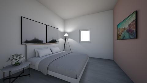 first bedroom - Bedroom  - by karissacastro