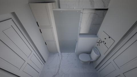 Mr  Mrs Milner 2 - Bathroom  - by DHRGW
