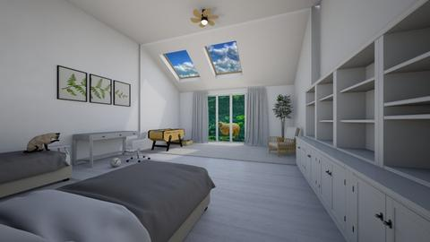 abdo 2 - Bedroom  - by lokmane