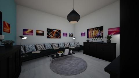 Modern Livingroom - Modern - Living room  - by LillyEb