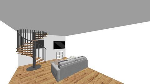 Barn Design Downstairs - Kitchen - by annabelzbee