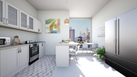 Lie - Modern - Kitchen  - by Mesimumm