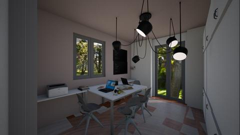 110 MAZZETTO - Living room  - by laura suino