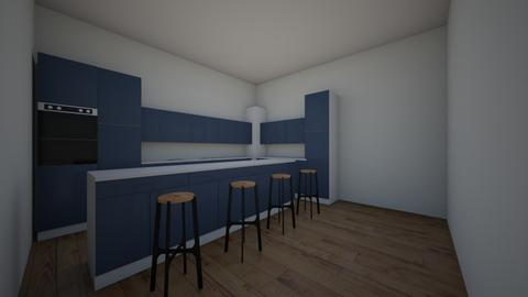 I live in the sea - Modern - Kitchen  - by vance2021