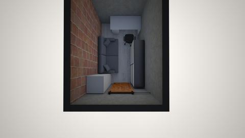 Pomieszczenie Oliwiera - Kids room  - by Guli2008
