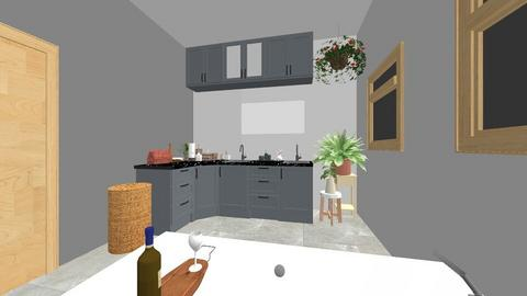 bathroom - Minimal - Bathroom  - by Annika2005xx