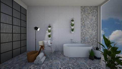 Modern Bathroom - Bathroom - by AngelicaZhelez