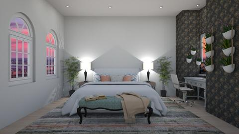 Simple Bedroom - Bedroom  - by Meghan_Pheebs_