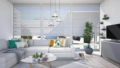 Rue - Modern - Living room  - by deleted_1566988695_Saharasaraharas