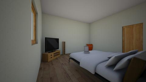 Cardeis Room - Modern - Bedroom  - by massmaxx21