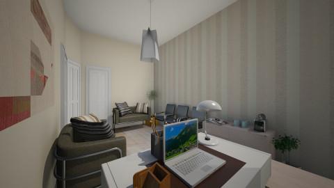 Consultorio Moema 2a conf - Modern - Office  - by fabionogueira84