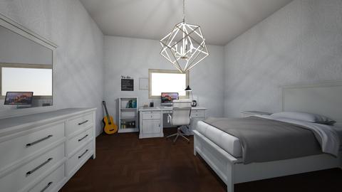 Random Bedroom - Minimal - Bedroom  - by SAUS