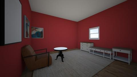 shaker 90 - Living room  - by Ransu2021