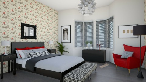 Bedroom rb - Modern - Bedroom - by Tuija