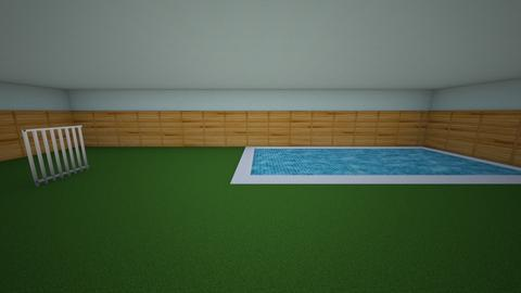Backyard - Garden  - by tdown22