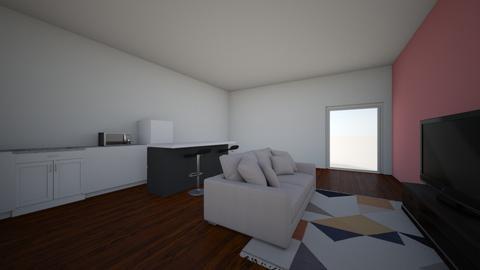 Living Room Area - by Izzy Jensen
