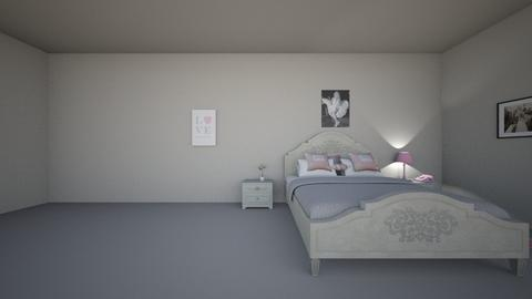 pretty in pink - Bedroom - by   Mochababy