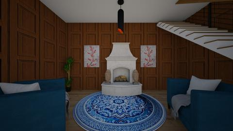 Living Area - Living room  - by N_t_Here