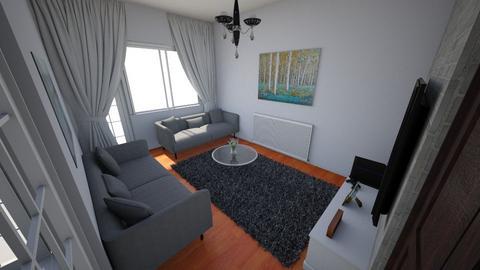 Ev salon 1 - Living room  - by filozof