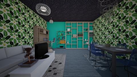 Small Living Room - Living room  - by Snowball Styler