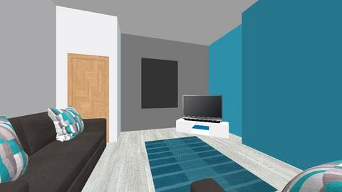 Front - Living room  - by Waltzonline