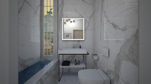 Casa213Bathroom - Modern - Bathroom  - by nickynunes