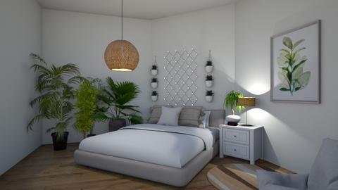 Boho - Bedroom  - by StarMoon13
