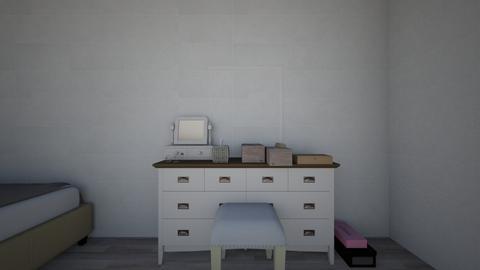 quarto da mamys - Modern - Bedroom  - by gigi100476
