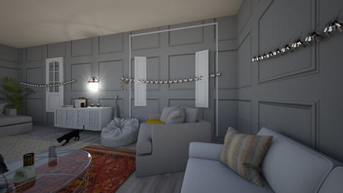 3A KaliyahRogers - Living room - by shayden