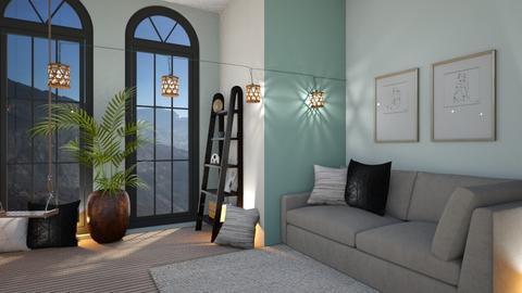 Donati - Living room  - by Meghan White