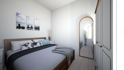 Masterbed 381 - Bedroom - by Zourri