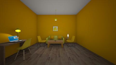 Sunny room - Living room  - by myaroommaker