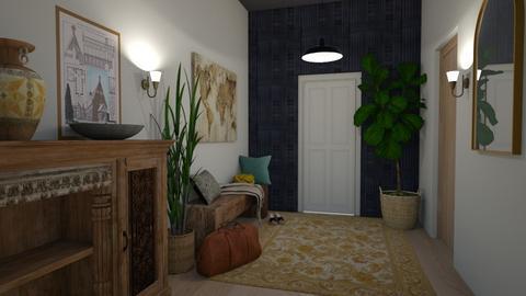 Welcoming Hallway - by elia07