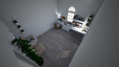 Office for Bananza - Office  - by ochakiocha