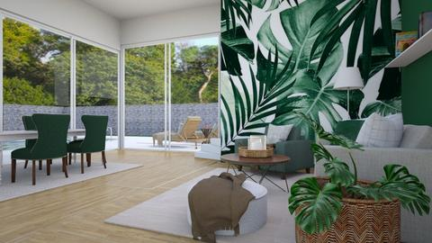 zeg - Living room  - by ilham2001