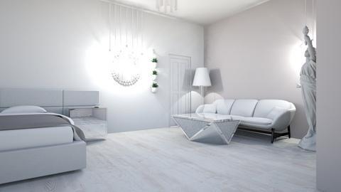 Dream Room - Modern - Bedroom  - by joanna100