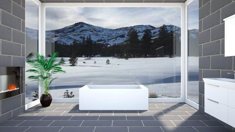 snow room - by IESdesign
