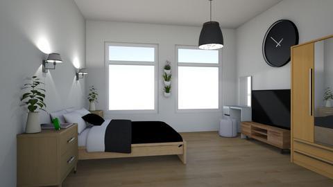 Hana room - Bedroom  - by Maveric