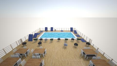 SwimmingPoolDesign entry - Classic - by LohanR
