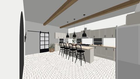 dream kitchen - Country - Kitchen  - by rileyhayden