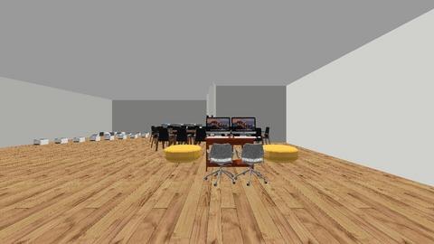 buro - Office  - by Biberli