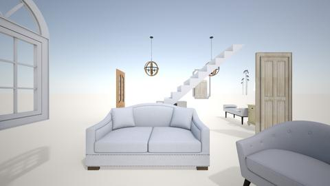 ini05 - Modern - Living room - by initionell