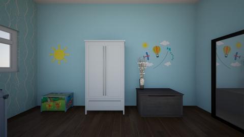 Nursery - Kids room - by mlilly2