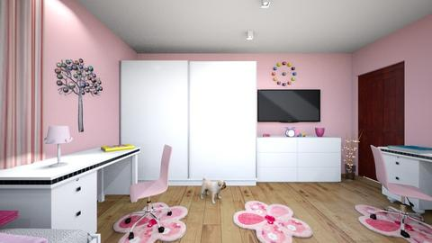 Nora - Kids room  - by Nora72