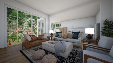 Living room - Living room - by niasinterioralchemy