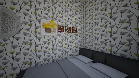 hfe - Modern - Bedroom  - by hhbdiudse
