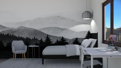 Mountain - by KierraClumdesign