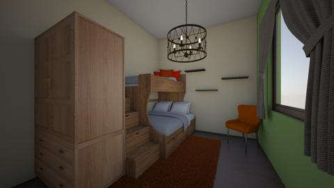 Mini home - Bedroom  - by aflannery2